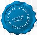 Pci Dss certificate